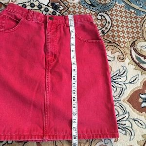 Guess by Marciano Skirts - Vintage Guess by Marciano Denim High Waist Skirt